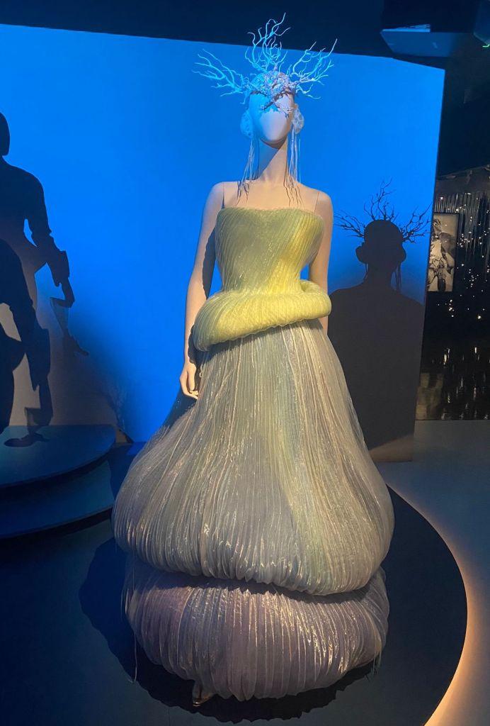 Mugler Collection Les Méduses Robe « Méduse de bal » Haute Couture